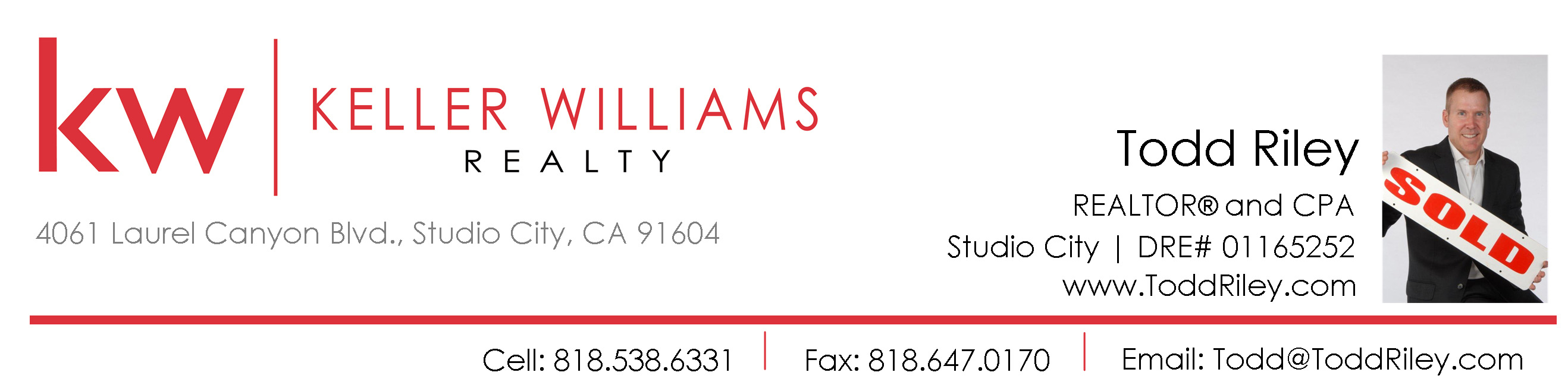 Todd Riley - Northridge Real Estate Agent